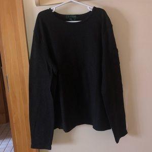 Dark grey Ralph Lauren long sleeve